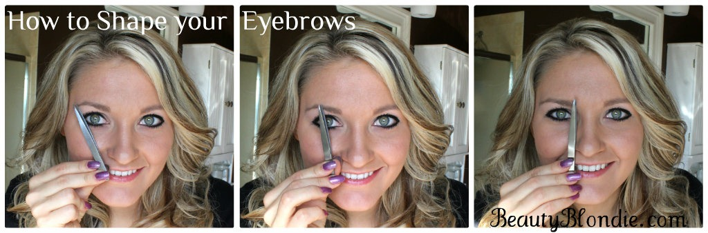 Are Your Eyebrows in Good Shape?