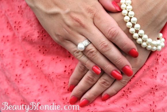 Perfectly Painted Professional Nails at BeautyBlondie.com