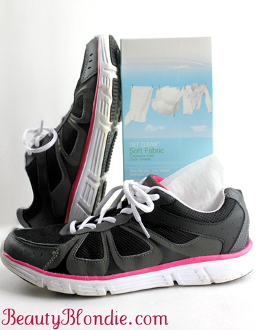 Dryer Sheet For Wearing Shoes