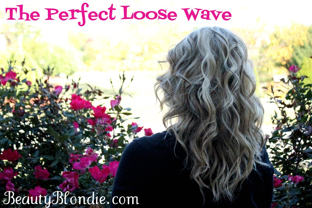 Loose Beach Waves
