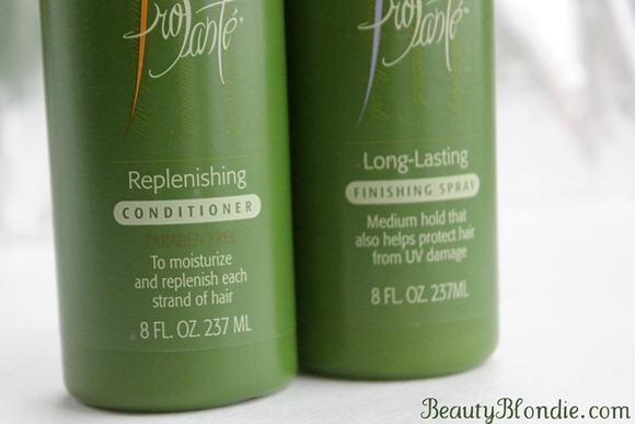 Shaklee's Prosante Conditioner makes the best DIY detangler and leave in conditioner