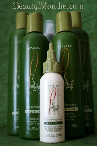 Shaklee's Prosante Hair Care Line, I love and Use this product every day