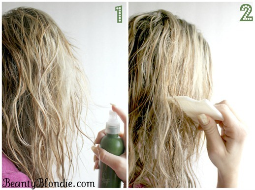 The easiest DIY home made Leave in conditioner and detangler