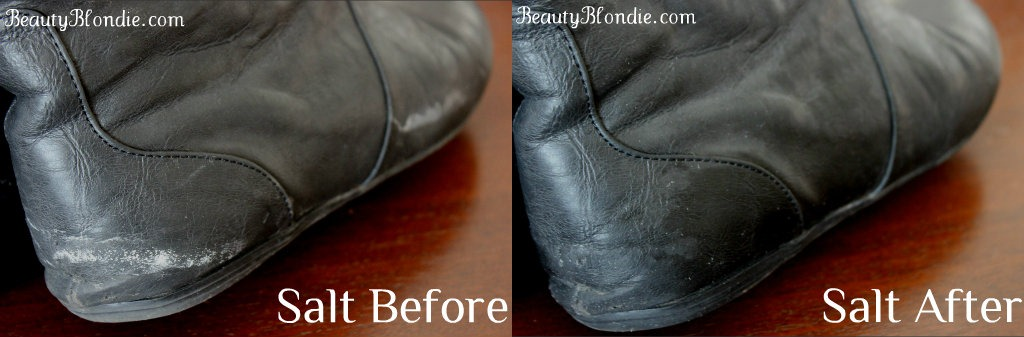 Cleaning Your Winter Boots