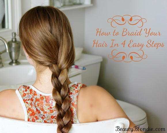 Master The Art Of Braiding In 4 Simple Steps