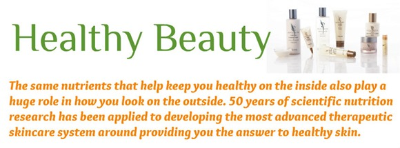 Banner Healthy Beauty