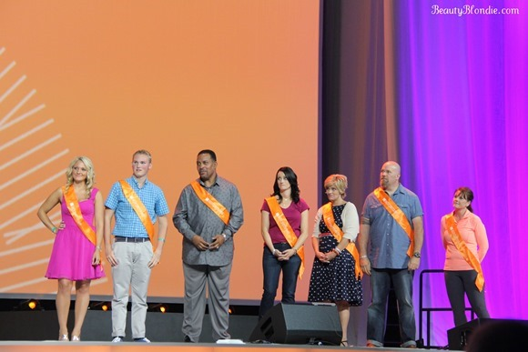 The 2013 Shaklee Healthy Competition Winners