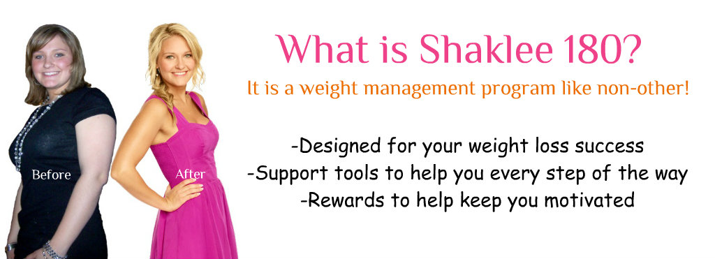 What is Shaklee 180