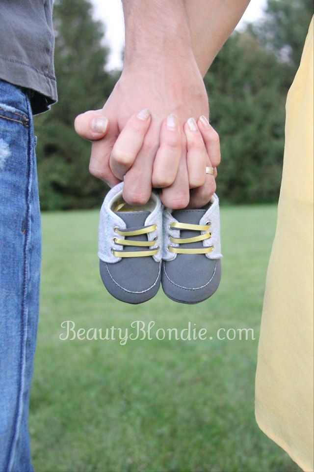Baby Johnson is on the way Due April of 2015 – Baby on the Way Announcement